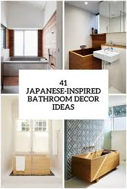 41 Peaceful Japanese-Inspired Bathroom Décor Ideas - DigsDigs Bathroom Inspiration Idea Diy Decor Ideas Have You Made For Simple And Elegant Bath Decorating Rustic Wall 17 Modern Bathroom Decorating Ideas 15 Victorian Plumbing 31 Cheap Tricks For Making Your The Best Room In House Extraordinary Powder Spa Pictures Collect This Pullouts Relaxing Flowers That Will Refresh 21 Small Fniture Apartment On A Budget Amazing Country Outhouse
