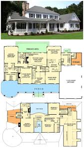 Country Homes Floor Plans Colors Modern Best 25 Farmhouse Floor Plans Ideas On Pinterest At 2 Story