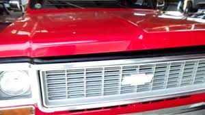 1974 Chevy 4x4 Shortbed Pick-up Fully Restored 350 Auto - Air Cond ...
