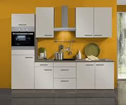 idealshopping küchenblock arta 270 cm mit einbauspüle ohne