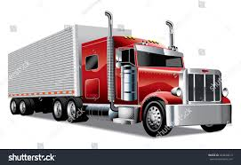 Red Semi Truck Trailer Delivering Goods Stock Vector 464430413 ... A Thief Jacked A Trailer Full Of Sneakers Twice In Six Month Span Ak Truck Sales Aledo Texax Used And China Heavy Duty 3 Axles Stake Fence Cargo Semi Lvo Vn780 With Long Hauler Newray 14213 132 Red Delivering Goods Stock Vector 464430413 Teslas New Electric Is Making Its Debut Delivery Big Rig With Reefer Stands Near The Gate 3d Truck Trailer Atds Model Drawings Pinterest Tractor Powerful Engine Mover Hf 7 Axle Trucks Trailers For Sale E F