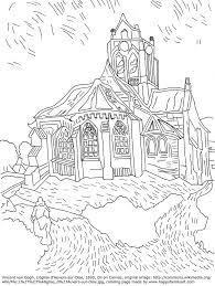 Famous Paintings Coloring Pages Please Make Sure To Know That All Of These