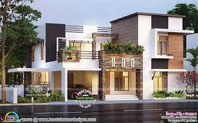 104 Contempory House Beautiful Contemporary Style Residence 32 Lakhs Kerala Design Duplex Design Architecture