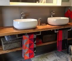 holz waschtische waschtischplatten massiv auf maß holzwerk