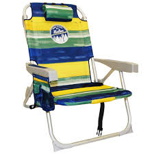 Telescope Beach Chairs With Cup Holder by Tommy Bahama Beach Chair With Cooler Sadgururocks Com