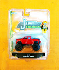 Jual Jada Toys Just Truck Trucks - 2003 Dodge RAM Di Lapak Madori ...