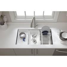Kohler Executive Chef Sink Rack White by 100 Kohler Sink Rack K 6011 Welcome To Sinkracksplus Sink
