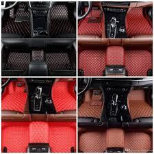 100 Custom Floor Mats For Trucks 2019 Car Auto Toyota 4Runner SUV 2009 2018 RUBBER