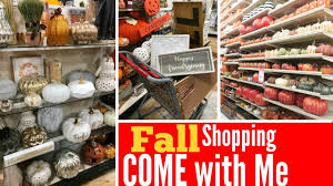 12 Ft Christmas Tree Hobby Lobby by Massive Fall Decor Shopping Come With Me To Hobby Lobby Home