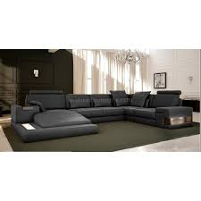 canape gris design canapé curi gris anthracite panoramique design achat vente