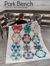 A Full Color Book Featuring Eight Distinct Hexagon Quilt Blocks Constructed Using The Hex N More Sidekick Rulers Share Your Tops Quilts Online