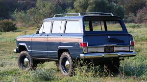 This Kaiser Wagoneer By Icon 4x4 Is Nostalgia On Wheels