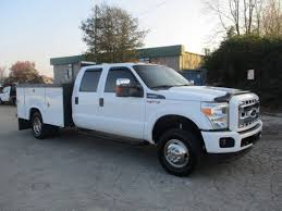100 Ford F350 Utility Truck 2012 FORD Frankfort KY 5005129940 CommercialTradercom