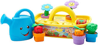 Fisher-Price Laugh & Learn Smart Stages Grow 'n Learn Garden Caddy ... Fisher Price Laugh And Learn Farm Jumperoo Youtube Amazoncom Fisherprice Puppys Activity Home Toys Animal Puzzle By Smart Stages Enkore Kids Little People Fun Sounds Learning Games Press N Go Car 1600 Counting Friends Dress Sis Up Developmental Walmartcom Grow Garden Caddy