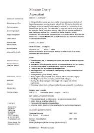 Sample Resume Fresh Graduate Accounting Student For Samples