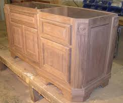 unfinished solid wood magnificent unfinished bathroom vanities
