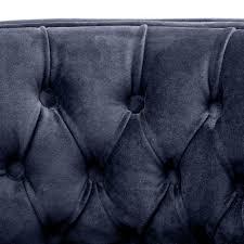 Blue Round-Back Dining Chair | Eichholtz Dearborn