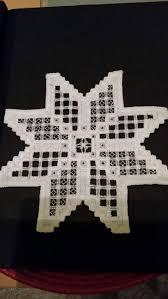 Christmas Tree Type Crossword by 174 Best Hardanger Christmas Ornaments Images On Pinterest