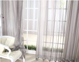 Target Gray Sheer Curtains by Full Height Gray Sheer Curtain In Paola Navone Paris Flat