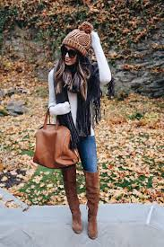 25 Classic Fall Outfit Ideas That Are Just Really Cute