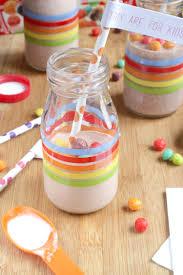 Trix Cereal Milk Milkshake