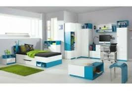 details zu kinderzimmer set b kinderschlafzimmer schrank bett schreibtisch 2 farben