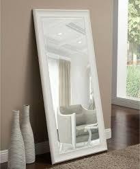 ikea hemnes spiegel groß 165 x 75 wandspiegel weiß