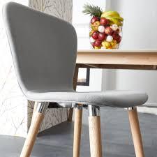 polsterstuhl osaka grau stühle polsterstuhl grauer stuhl