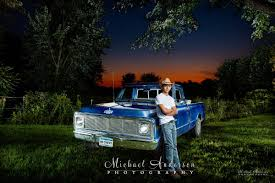 100 69 Chevy Truck Pictures Mounds View MN Senior Portrait Photographer 19 Light