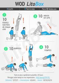 entraînement de musculation à la maison 231