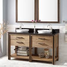 Industrial Bathroom Cabinet Mirror by 60