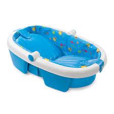 summer infant fold away tub