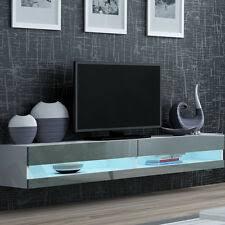 tv hifi tische möbel tv lowboard lucas new led hängend