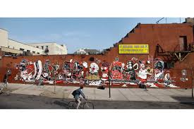 Famous Street Mural Artists street art and graffiti in new york where to go and who to see