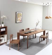 holz esszimmer essgarnitur tisch 8 stühle design küchen wohnzimmer tische neu