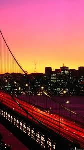 1080x1920 Bridge Night Nature IPhone 6 Wallpapers HD