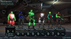 Example Of XCOM Armor Color Changing Results