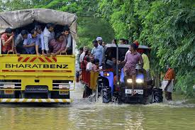 Dozens Killed, Thousands Need Rescuing Amid Deadly Indian Floods
