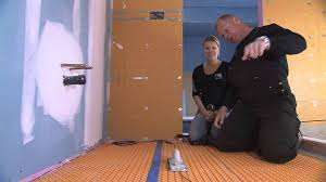 Schluter Heated Floor Manual mike holmes on schluter ditra heat youtube
