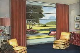 Sound Dampening Curtains Three Types Of Uses by Pulling Back The Curtain A Brief History Of Windows Architect