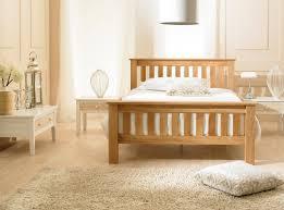 Emporia Richmond 6ft Super Kingsize Solid Oak Bed Frame by Emporia