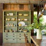 Shabby Chic Dining Room Hutch by Dinning Rooms Shabby Chic Dining Room With Rustic Dining Table