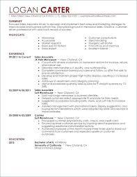Retail Sales Associate Job Resume Sample Description For Jobs
