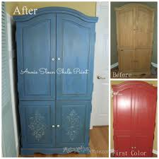 Armoire Transformed Twice...Finishing Up With Chalk Paint - Artsy ... Bedroom Tv Armoire Best Home Design Ideas Stesyllabus Chalk Paint Makeover Nyc Armoires And Wardrobes For Your Or Apartment At Abc Transformed Twicefishing Up With Artsy Custom Cabinet Desk Creative Of Doll Wardrobe Shabby Chic Light Blue Coat Closet Tammy Jewelry Multiple Colors By Acme 70acme97169 How To Install Mirrored Steveb Interior Distressed For Dinnerware Create A Awesome 19th Century French Antique