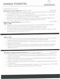 Federal Job Resume PUKY Samples Sample Simple Example