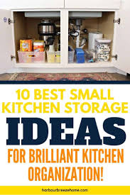 Kitchen Storage Ideas Pictures 10 Clever Small Kitchen Storage Ideas For Awesome