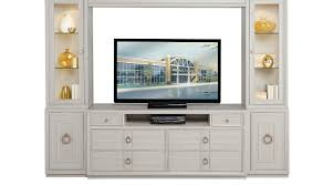 Cindy Crawford Bedroom Furniture by 1 399 99 Michigan Avenue Cream 4 Pc Wall Unit Contemporary