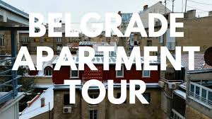 100 Belgrade Apartment My Airbnb In Serbia YouTube