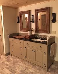 Primitive Bathroom Decorating Ideas by I Would Do This But Have It In Brighter Shades My House Is On A