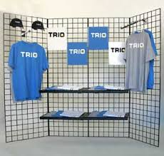 Gridwall Mostly Used For Retail Display But This Would Be A Good Way To Build Tshirt